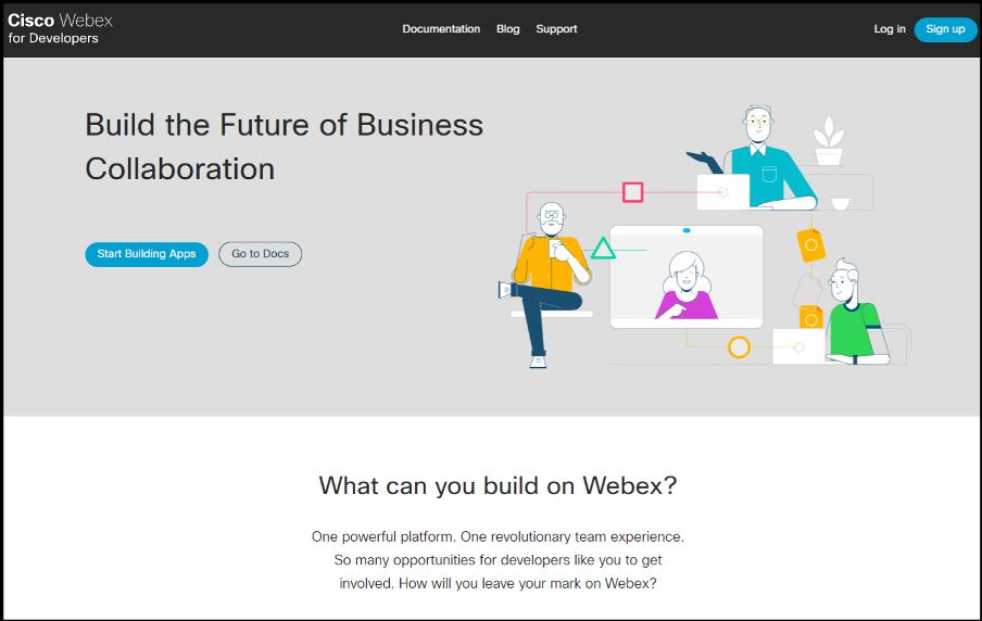New Webex Calling APIs