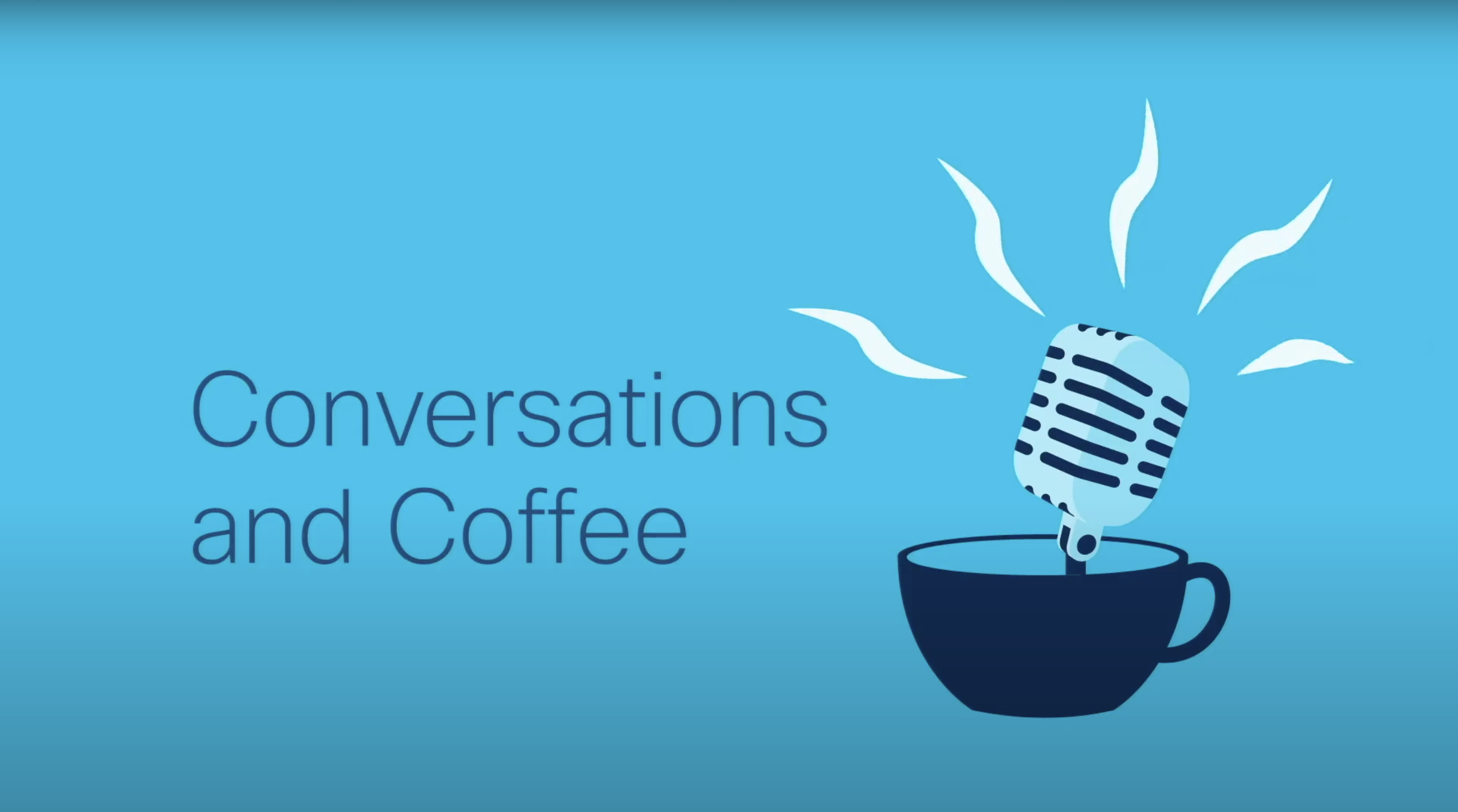 conversations and coffee retail podcast
