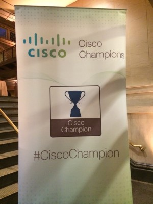 Join us--submit your CIsco Champion for Data Center nomination today!