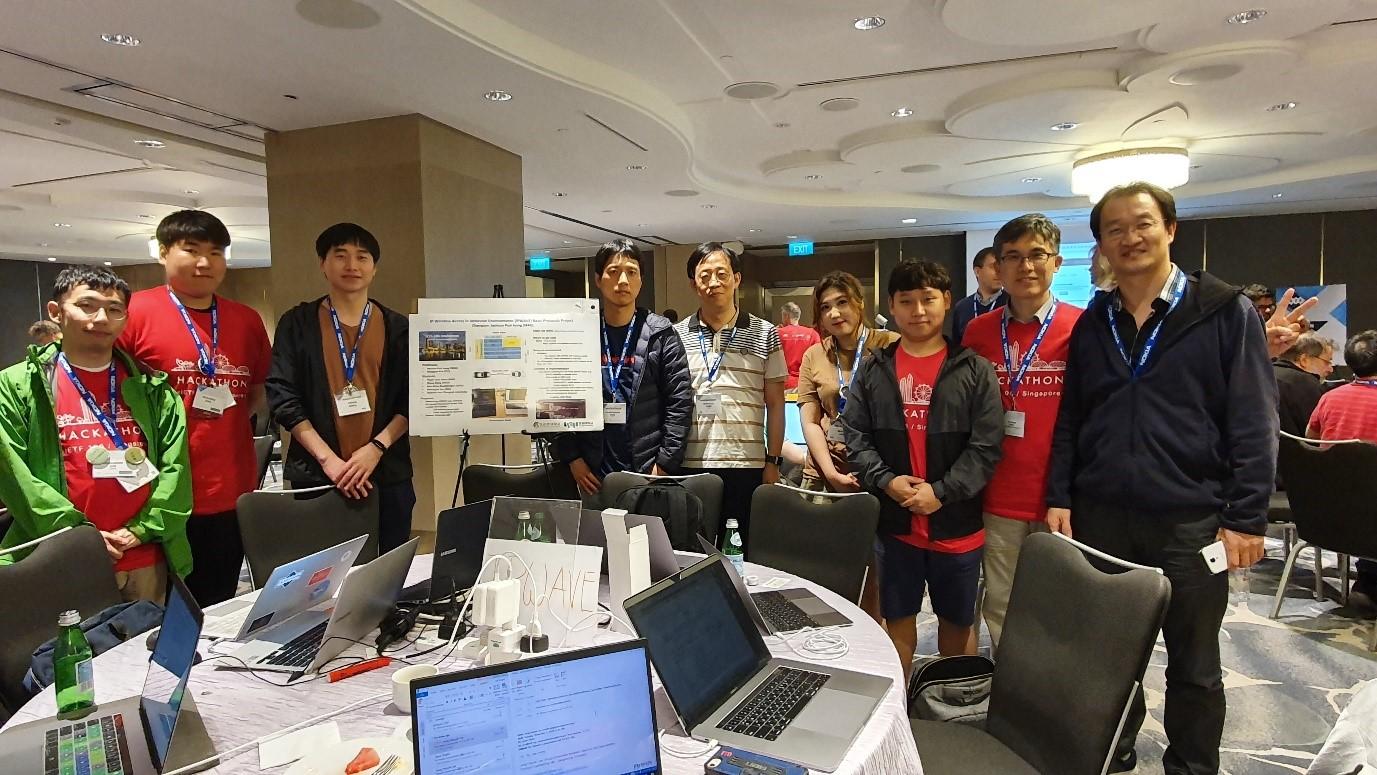 IPWAVE – Standardization through IETF Hackathon Project