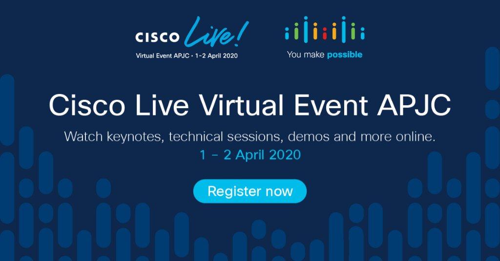 Cisco Live APJC Scott Lee-Guard DevNet