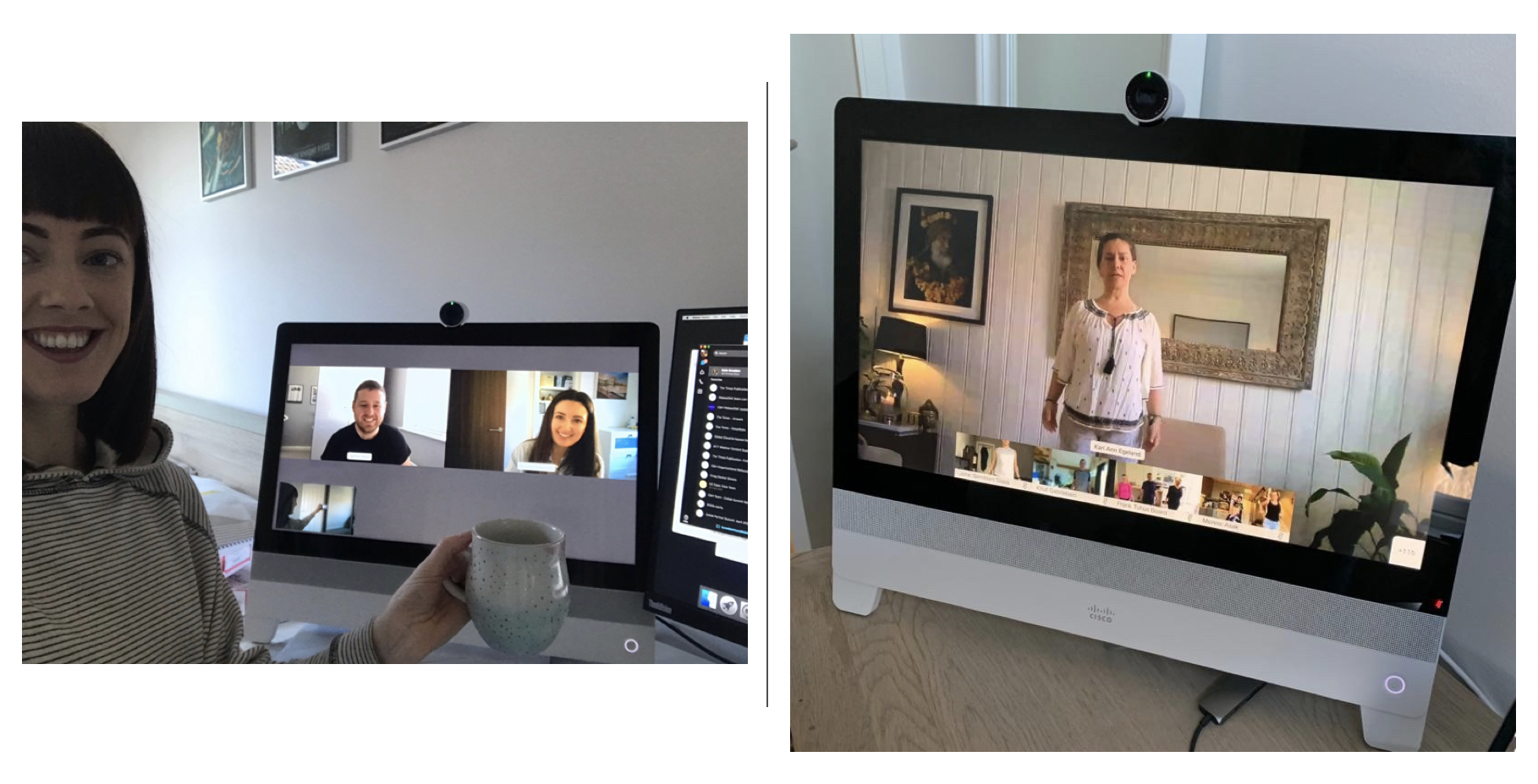 From Digital Conferences to Work-From-Home Cisco Collaboration Has Got Your Back