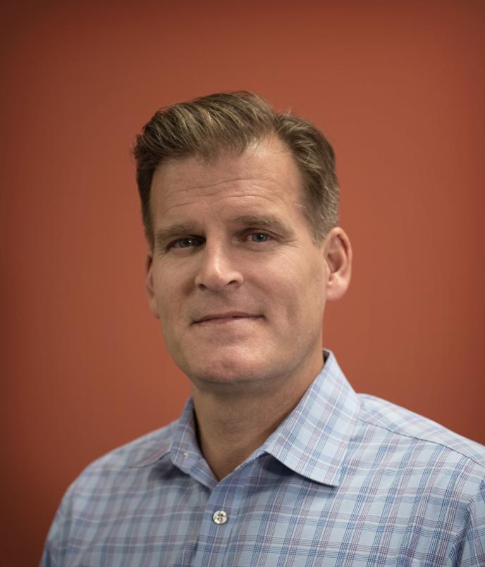Brett Woudenberg, CEO of MIND Research Institute