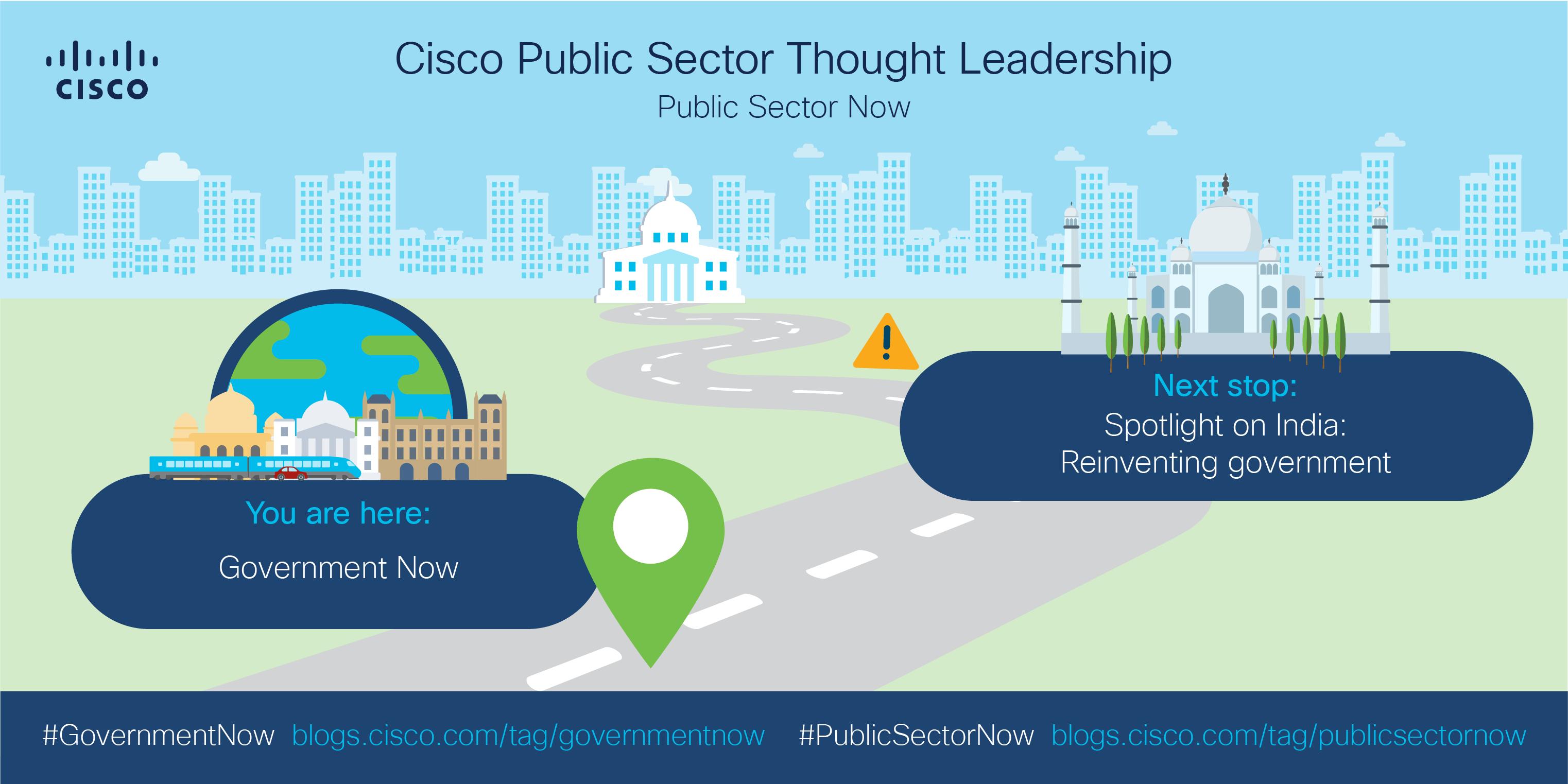 #GovernmentNow blog series roadmap