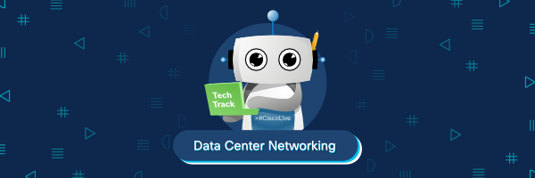 Data Center Networking Is Coming to DevNet Day
