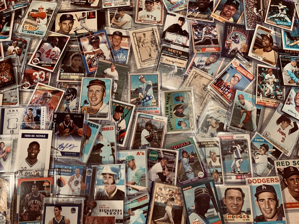The Joy Of Deal Making From Sports Cards To Investments And Acquisitions Cisco Blogs