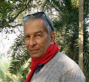 Dipak Basu, founder and CEO of Vispala