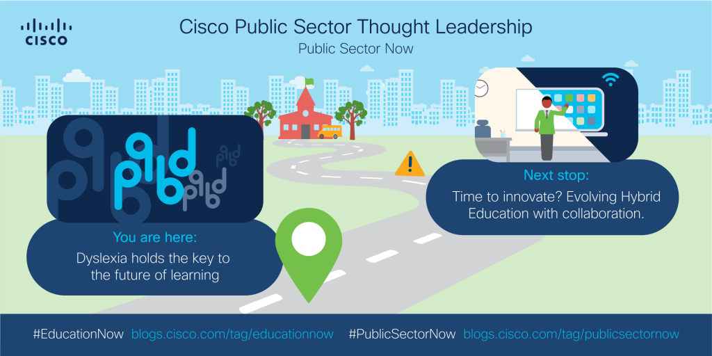 next stop: time to innovate? evolving hybrid education with collaboration