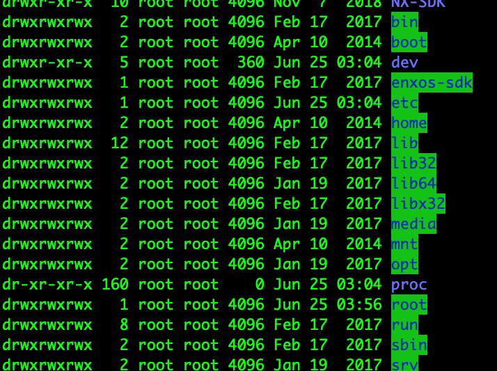 Open NX-OS part 4