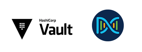 Vault DNA Center logos