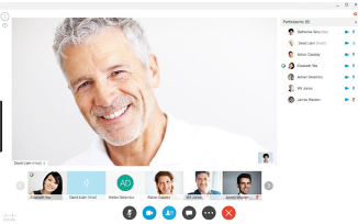 Natively Integrated Webex Virtual Desktop Client Provides Great Experience and Extra Security