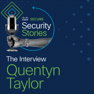 Quentyn Taylor Security Storie