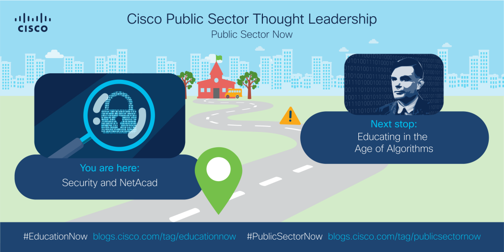 Cisco Public Sector Thought Leadership