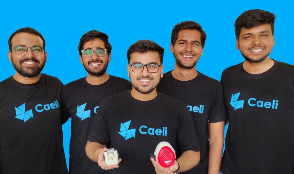 Caeli's team of entrepreneurs
