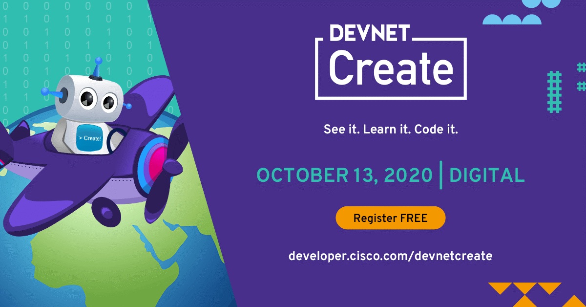 DevNet Create Start Now