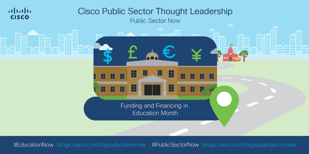 funding and financing in education month