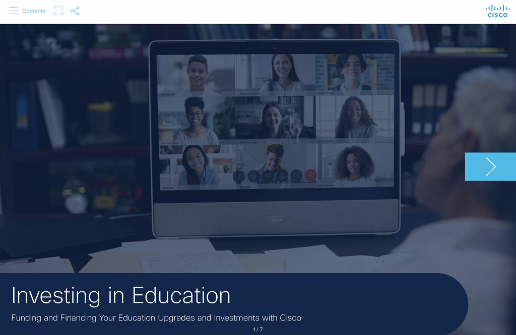 investing in education e-book