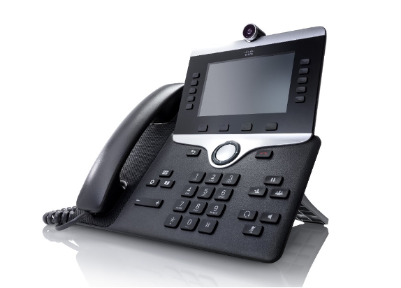 Cisco Unified Communications Manager (UCM) with a full set of telephony services
