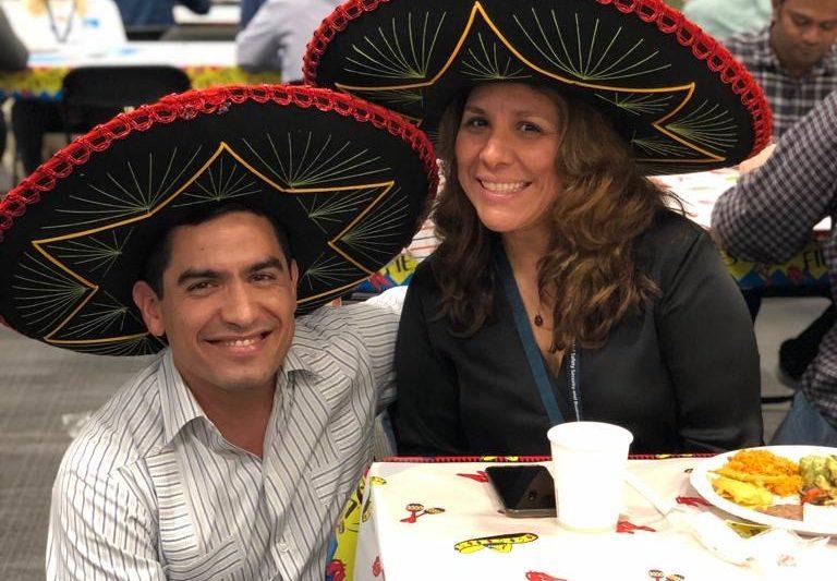 Celebrating National Hispanic Heritage Month.