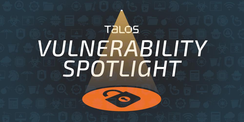 Talos Vuln Spotlight