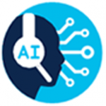 AI and contact center icon