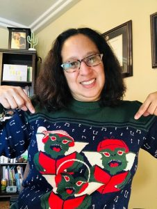 DevNet holiday gift guide 2020 sweater