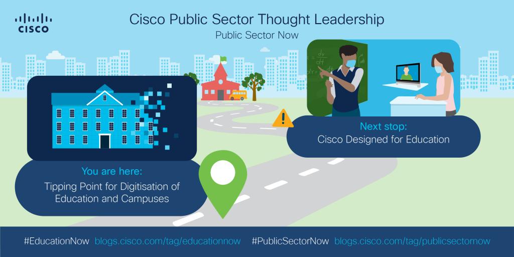 next stop: Cisco designed for education