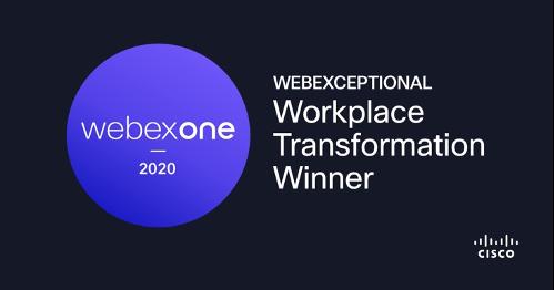 Workplace Transformation Winner