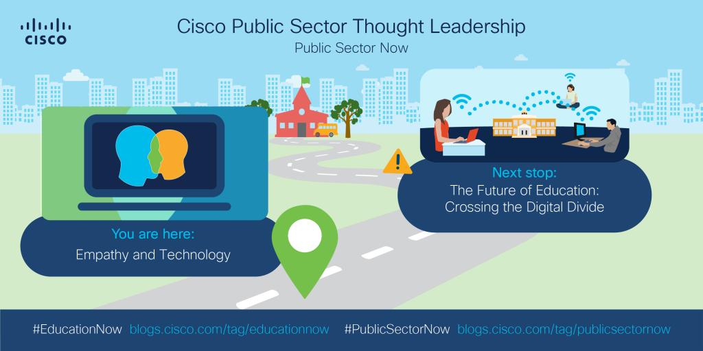 next stop: Crossing the digital divide