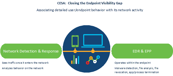 CESA Closing the Endpoint Visibility Gap