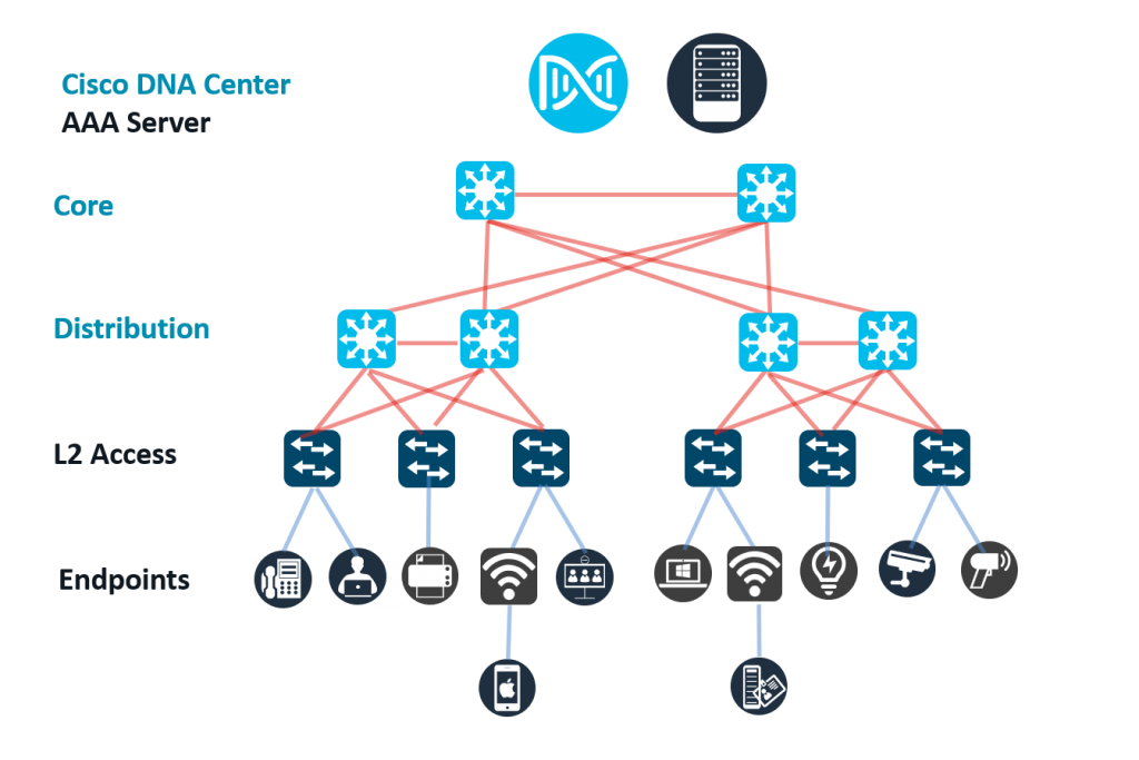 Network with Cisco DNA Center