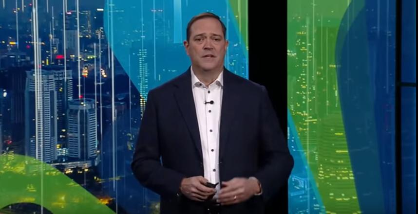 Cisco Live Day 1 Keynote
