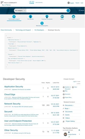New Security Community