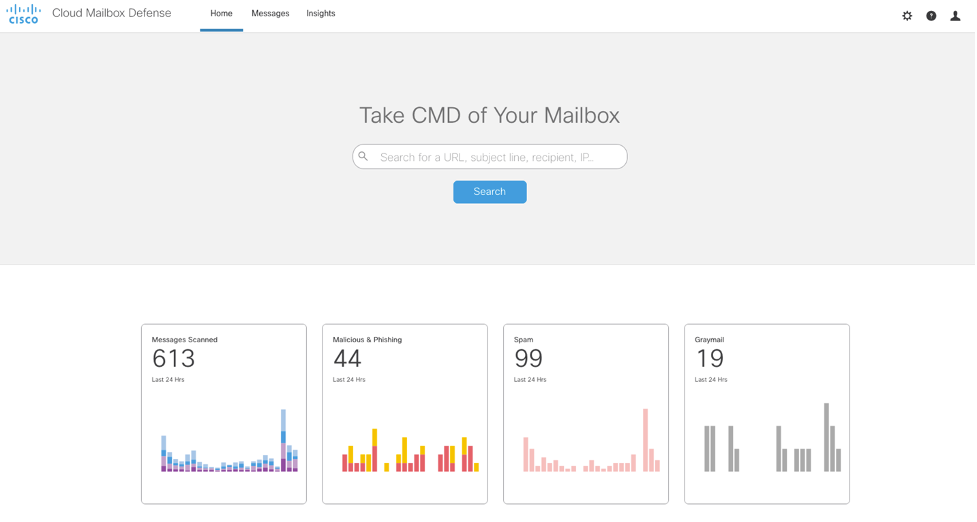 Cloud Mailbox is designed to take any indicator that may need investigation, and instantly return actionable results.
