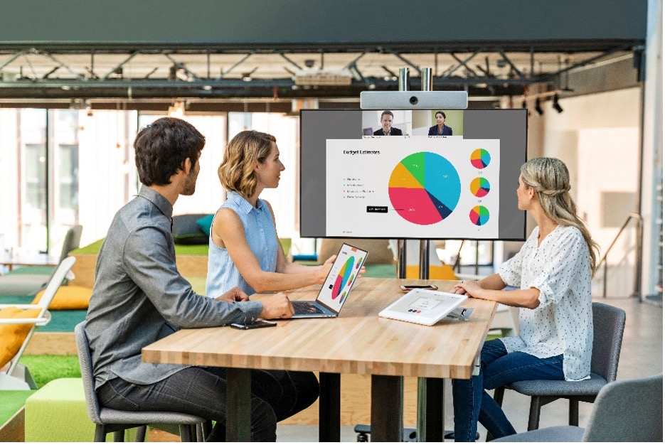 Webex Panorama and the workplace