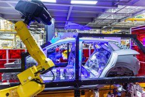 Robotic machinery