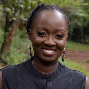 Angela Oduor Lungati, executive director of Ushahidi