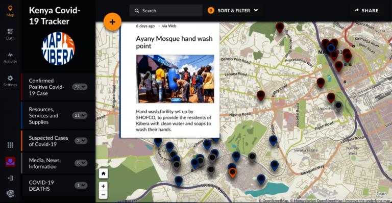 Kenya COVID-19 Tracker