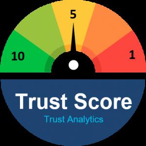 Calculate trust score