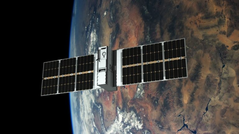 Fleet Space's Centauri 4 Nanosatellite