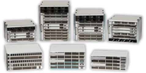 Cisco Catalyst 9000 Portfolio