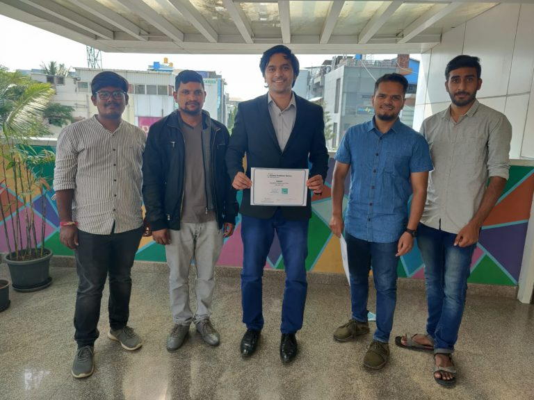 The team behind Biodesign Innovation Labs