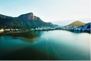 Remote coastal region of Brazil