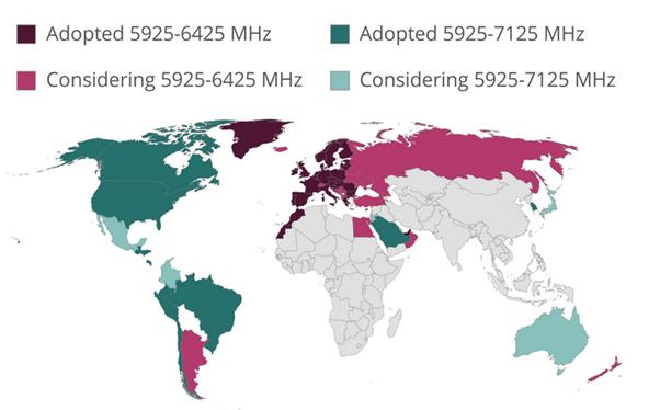 Wi-Fi Adoption