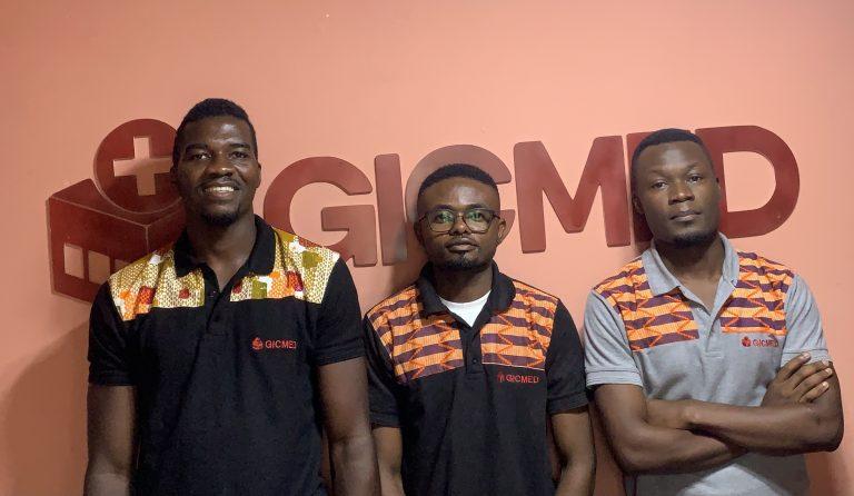 GIC Space team members