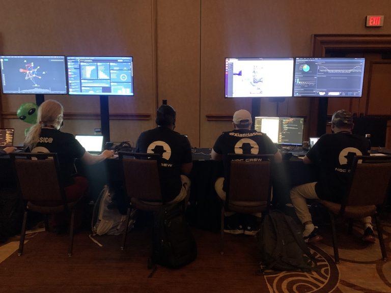 Cisco Secure team at Black Hat