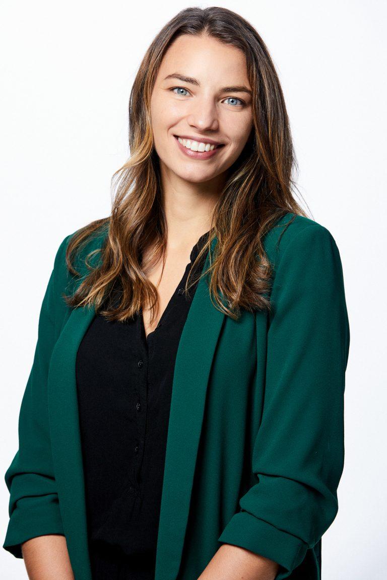 Executive Director and Co-Creator of NABU, Tanyella Evans
