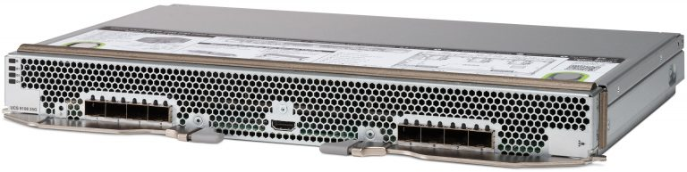 Cisco UCS 9108 25G Intelligent Fabric Module