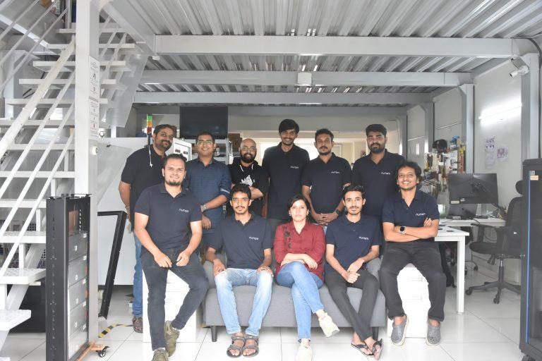 The team behind Nunam