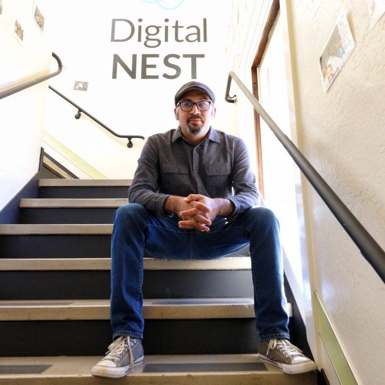 Jacob Martinez, Founder and CEO of Digital NEST